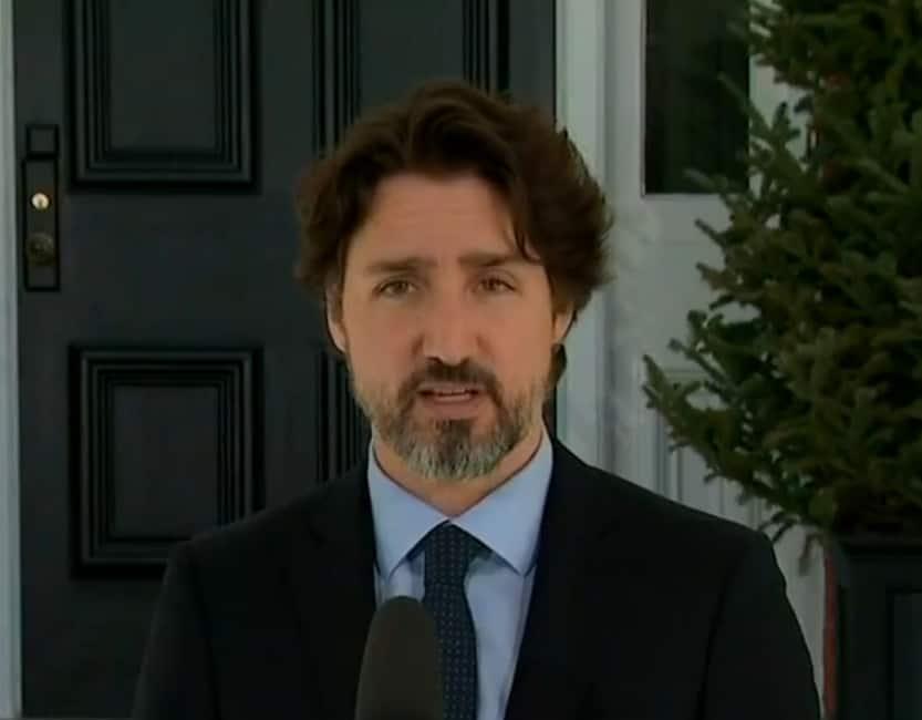 Justin Trudeau Pakistan International Airlines plane crash PK 8303