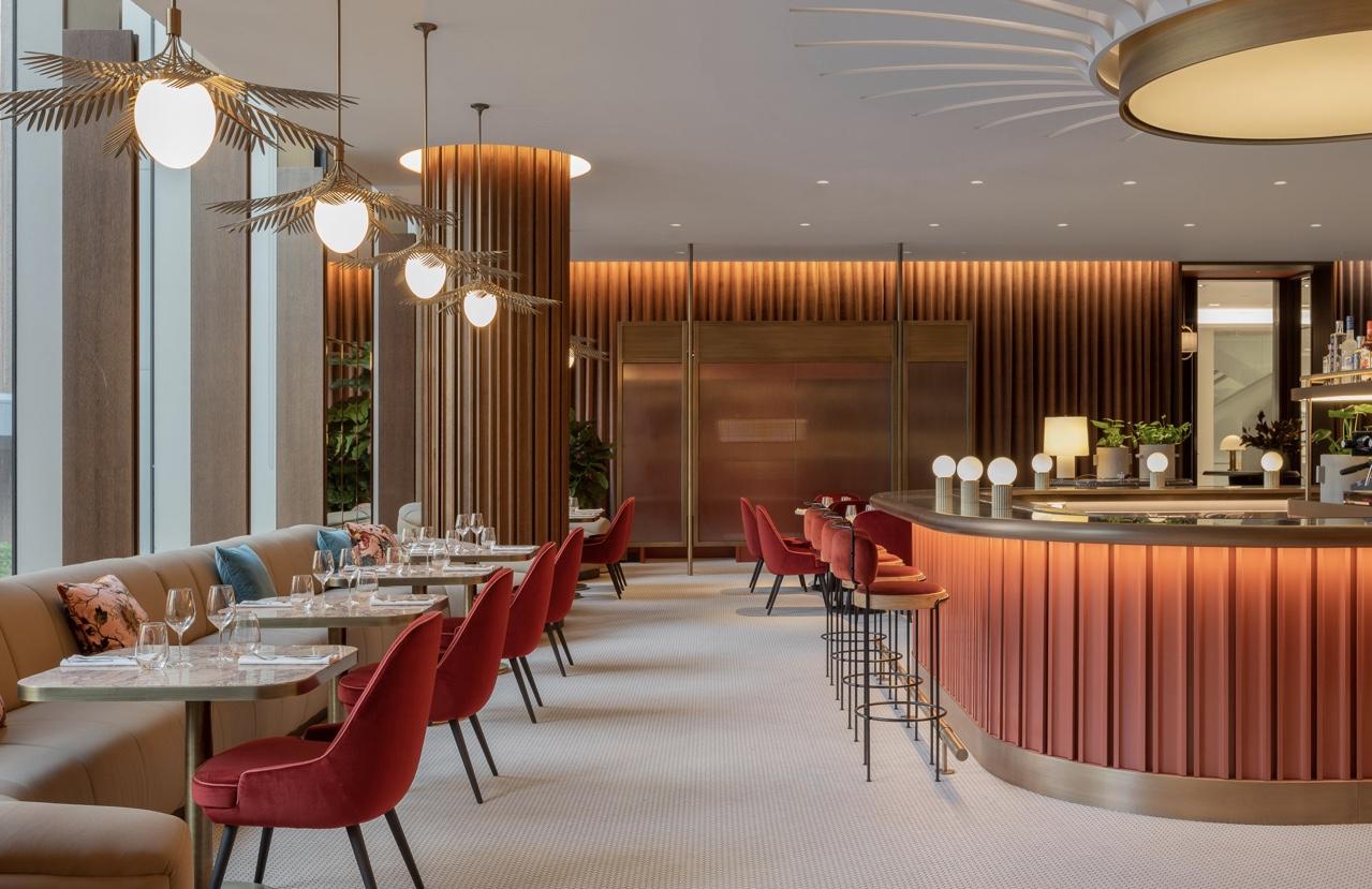 new Café holt renfrew ogilvy montreal chef yacir nakhaly
