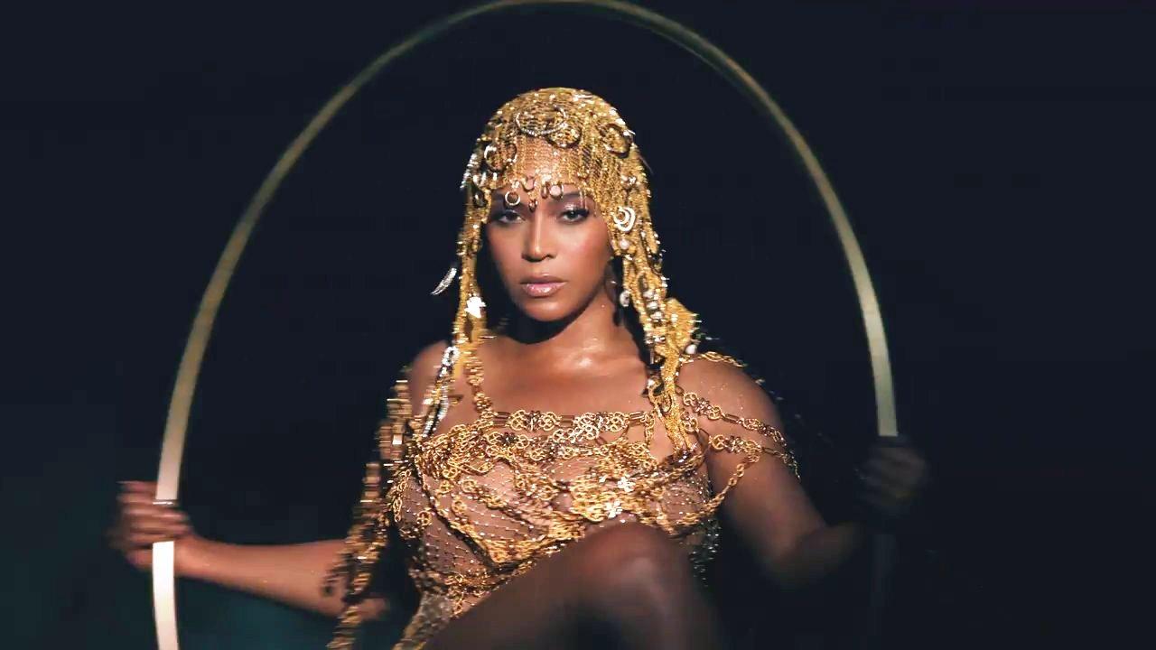 Beyoncé disney plus new visual album