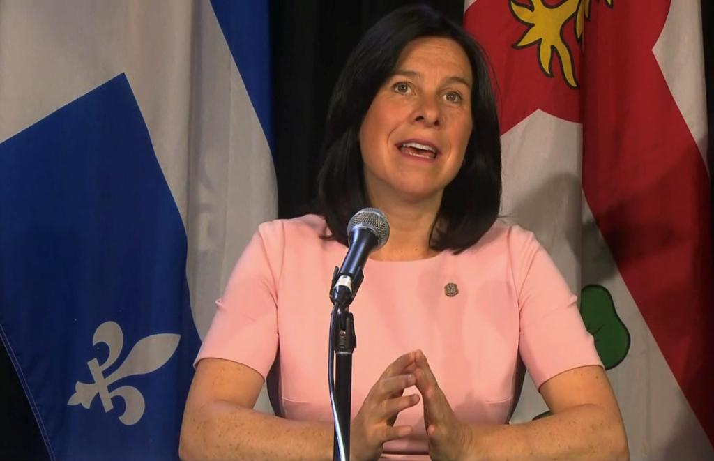 Valérie Plante systemix racism Montreal
