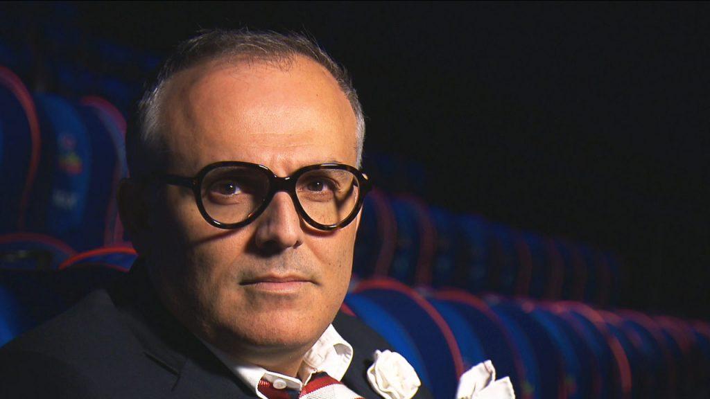Vince Guzzo Montreal movie theatres