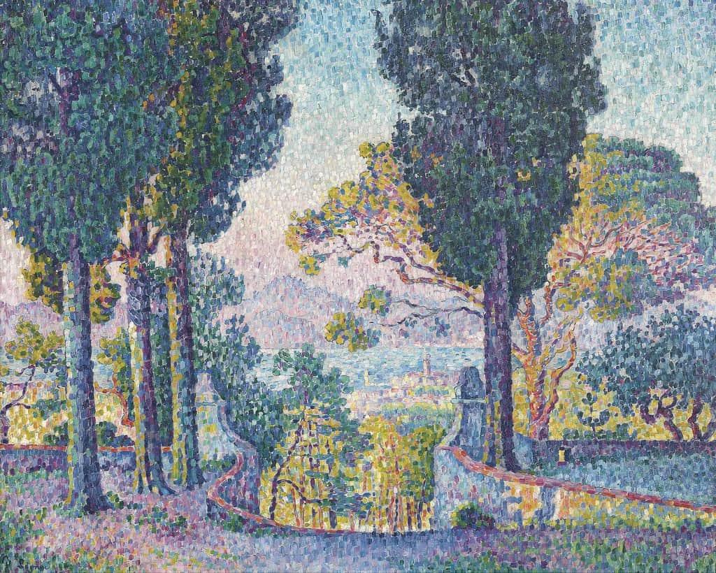 Paul Signac Paris in the Days of Post-Impressionism Montreal Museum of Fine Arts MMFA