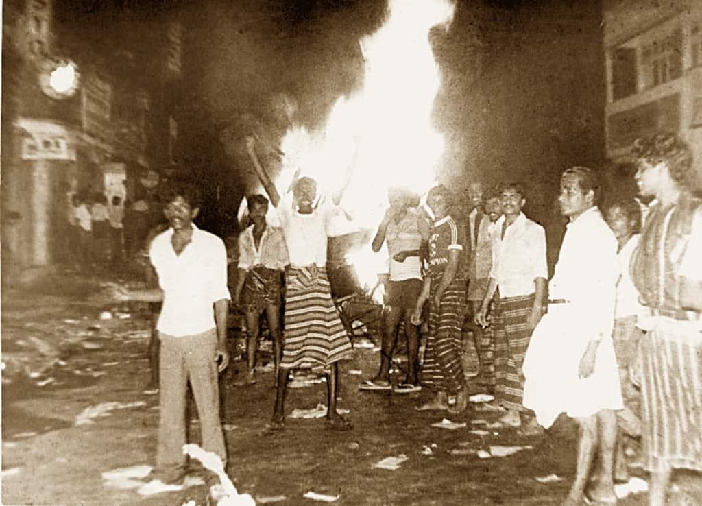 Black July Tamil