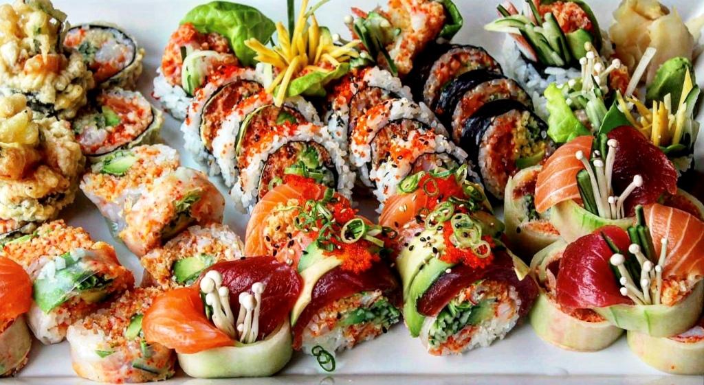 best sushi in Montreal best of mtl saint sushi sushi momo
