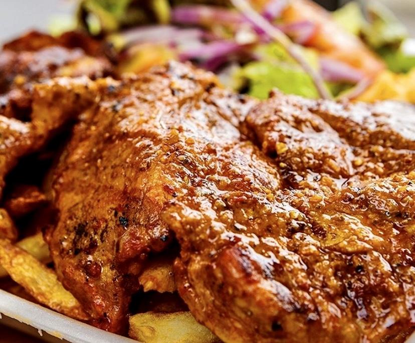 best chicken restaurant montreal of mtl romados