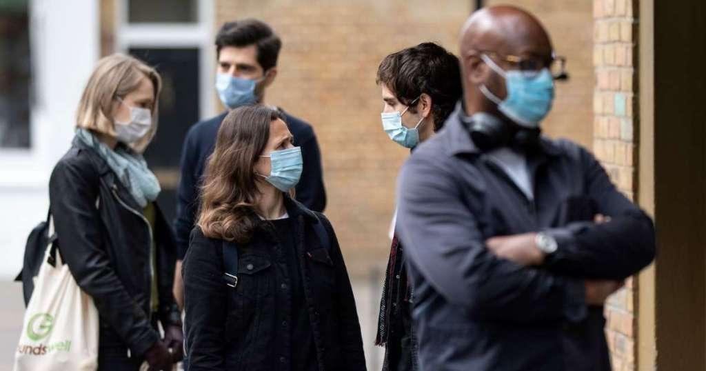 free masks petition Quebec