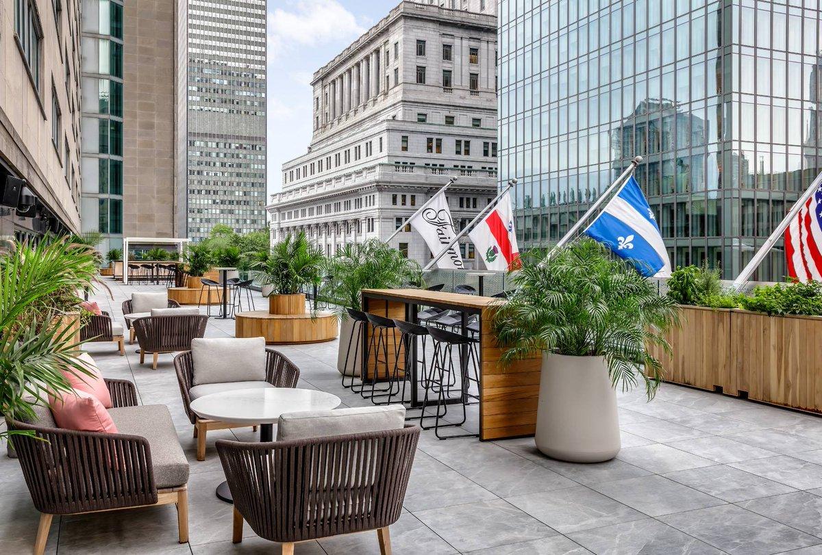 nacarat terrace terrasse montreal queen elizabeth hotel fairmont