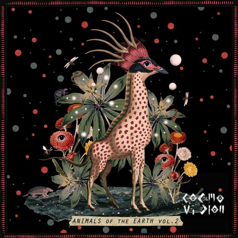 Cosmovision Records Animals of the Earth Vol. 2 artwork