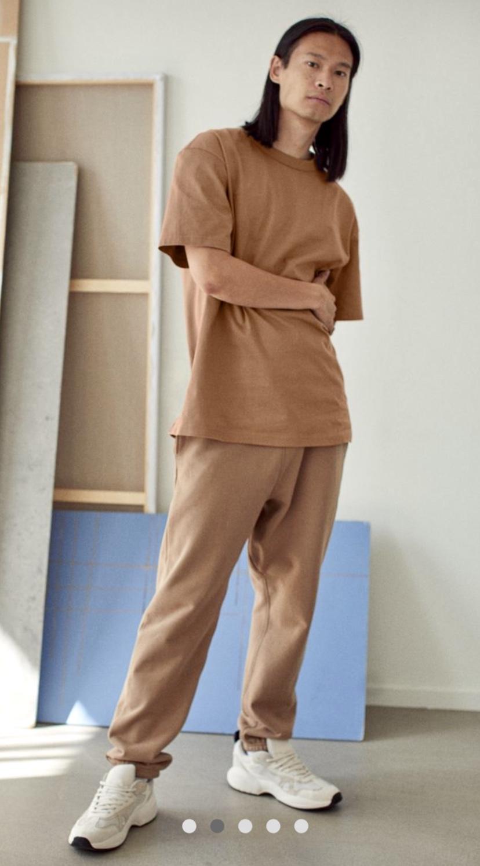 Blank Staples H&M streetwear