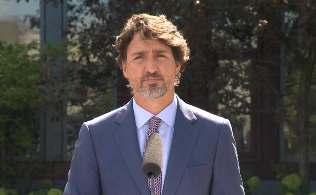 Justin Trudeau father Pierre