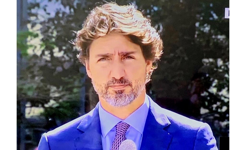 Justin Trudeau extreme right Canada