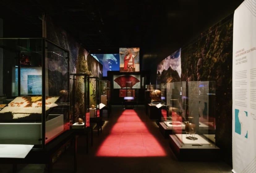 The Incas, Treasures of Peru continues at Pointe-à-Callière till Oct. 4