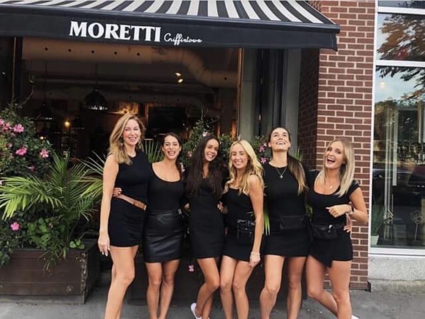 Moretti liquor licence revoked