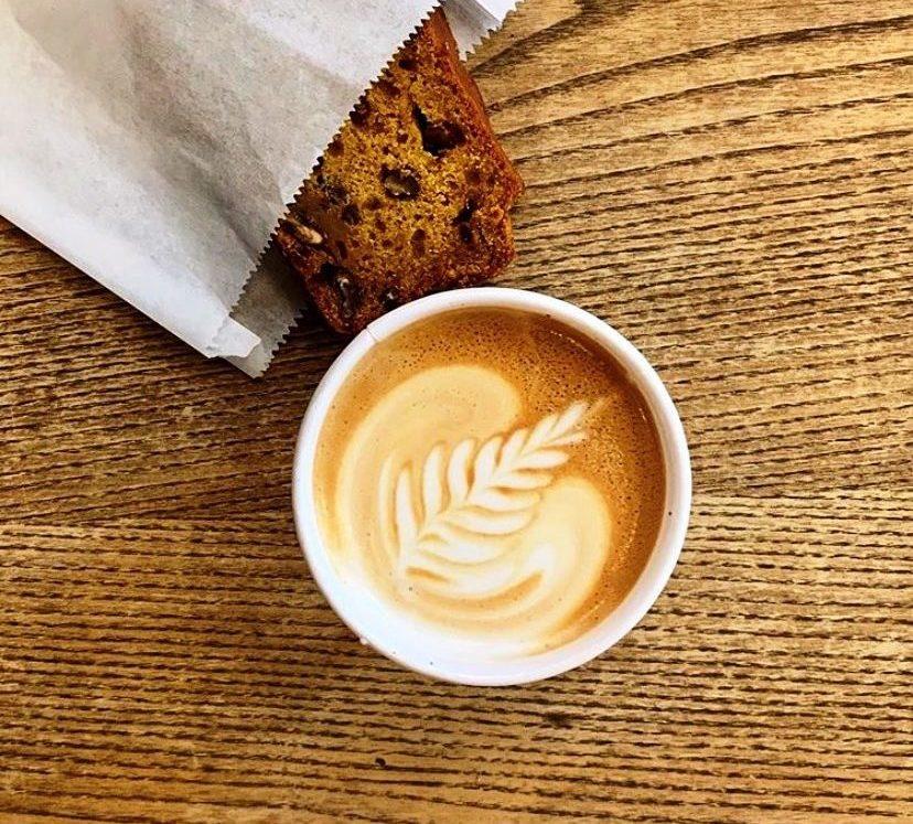 Montreal best pumpkin spice latte Pikolo Espresso Bar