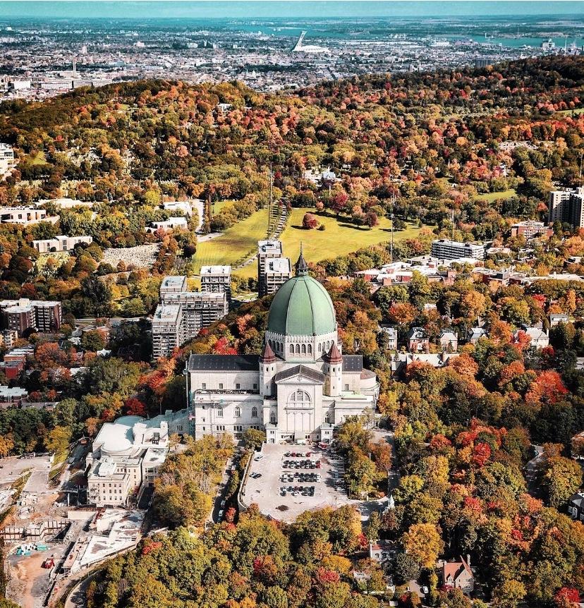 Amazing Montreal photo of St-Joseph's Oratory on Mount Royal