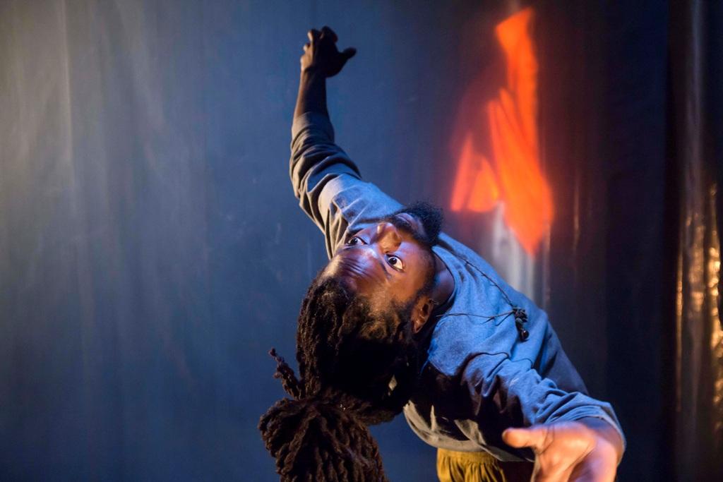 Danse Cité presents Papillon by celebrated Montreal choreographer Helen Simard