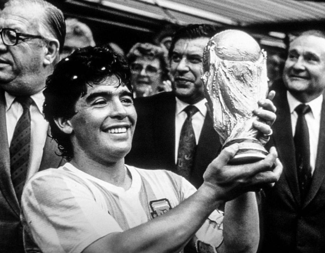 Football legend Diego Maradona has died at 60