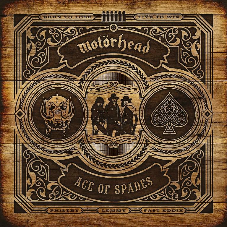 Motörhead Ace of Spades box set