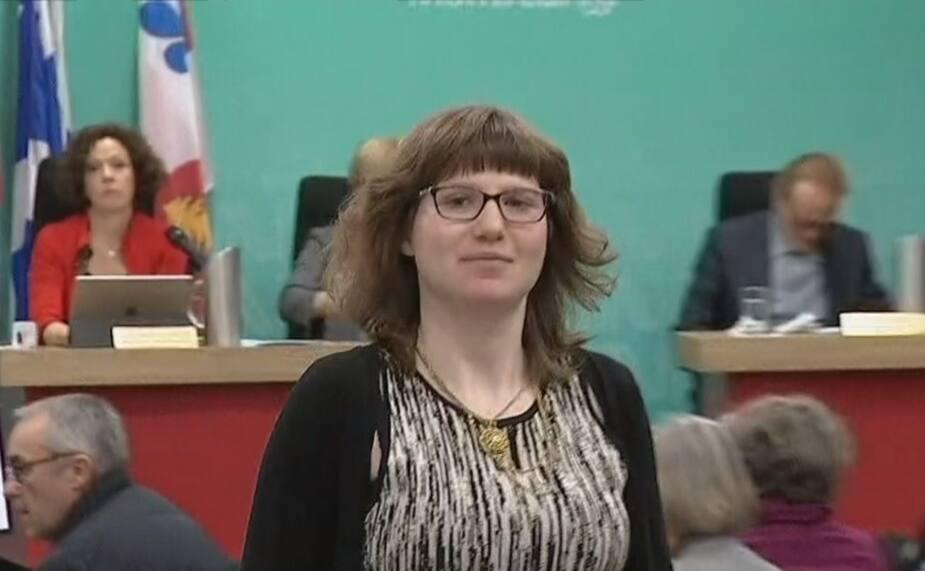 Annalisa Harris Sue Montgomery Valérie Plante