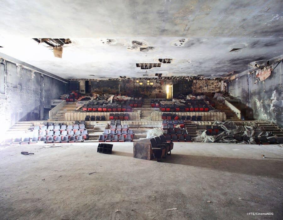 Cinema V Montreal NDG