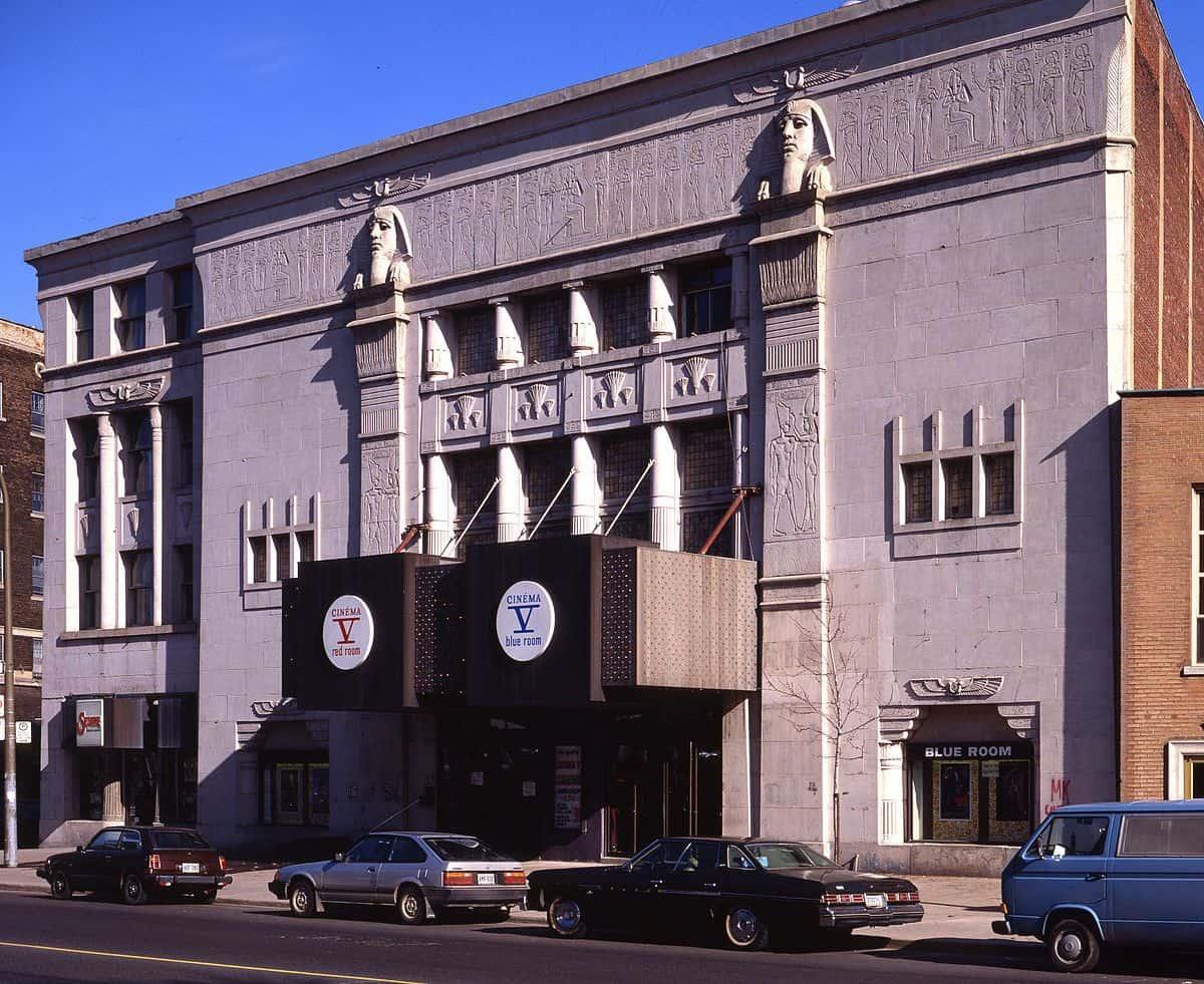 empress theatre montreal