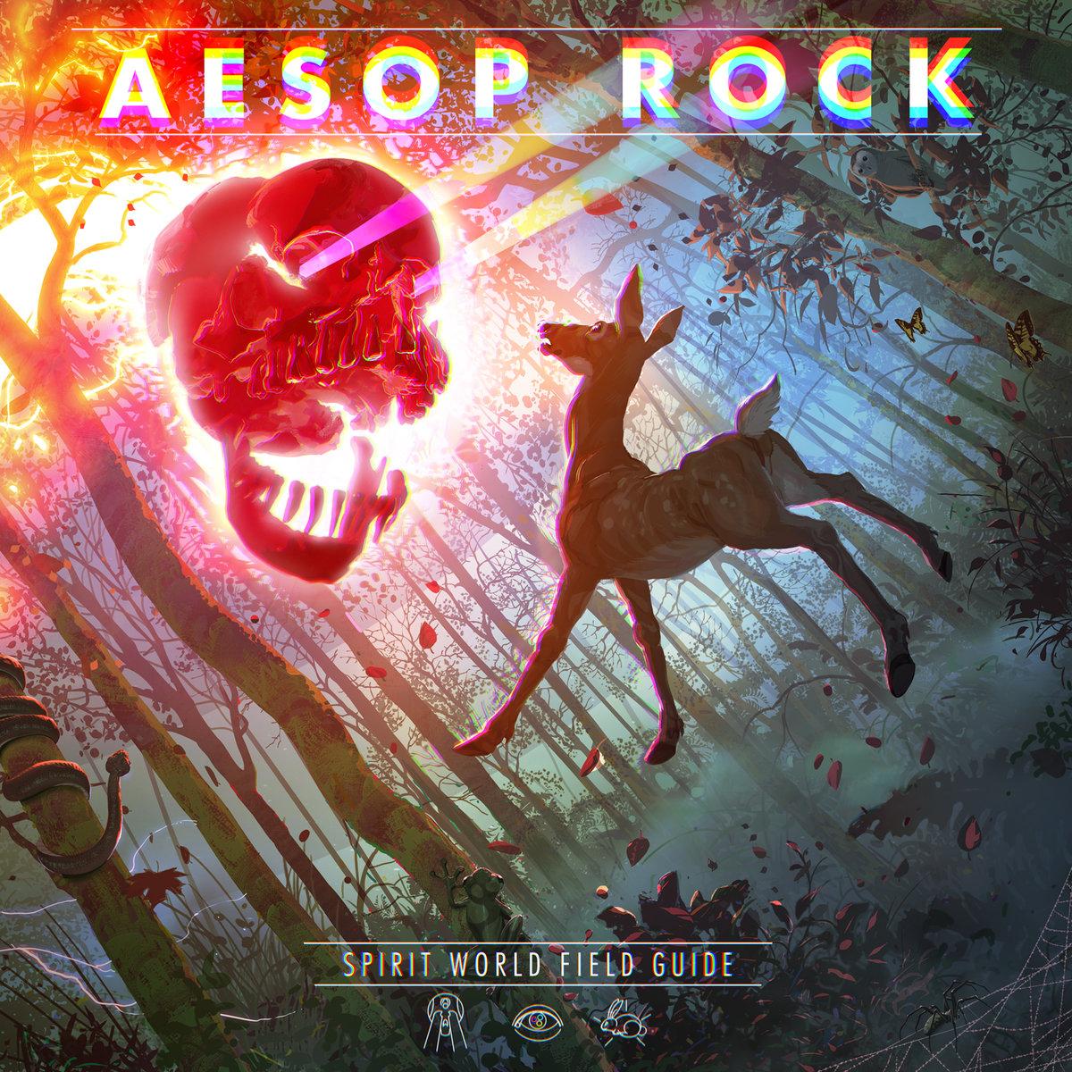 REVIEW: Aesop Rock, Spirit World Field Guide