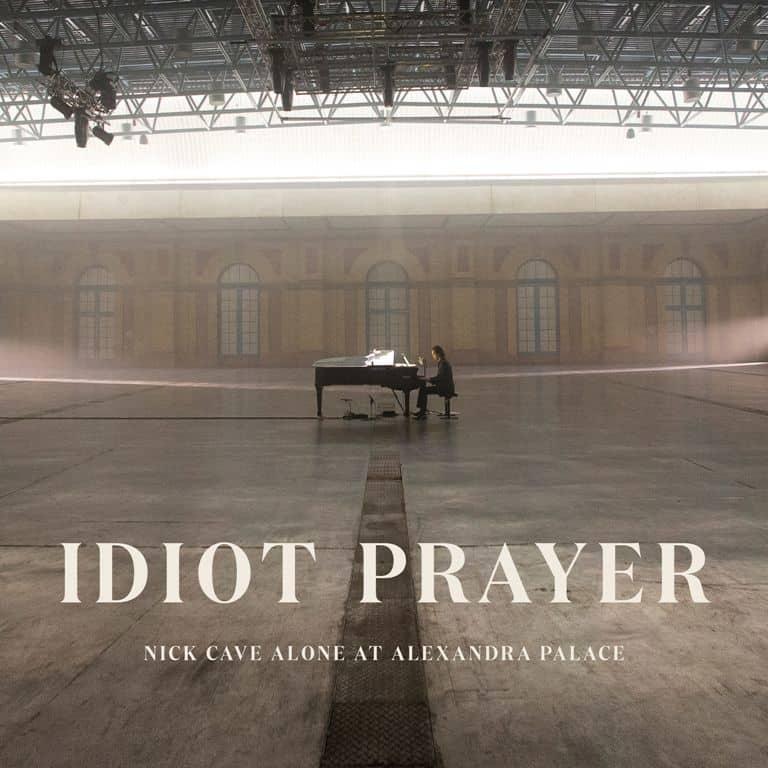 Nick Cave Idiot Prayer Alone at Alexandra Palace