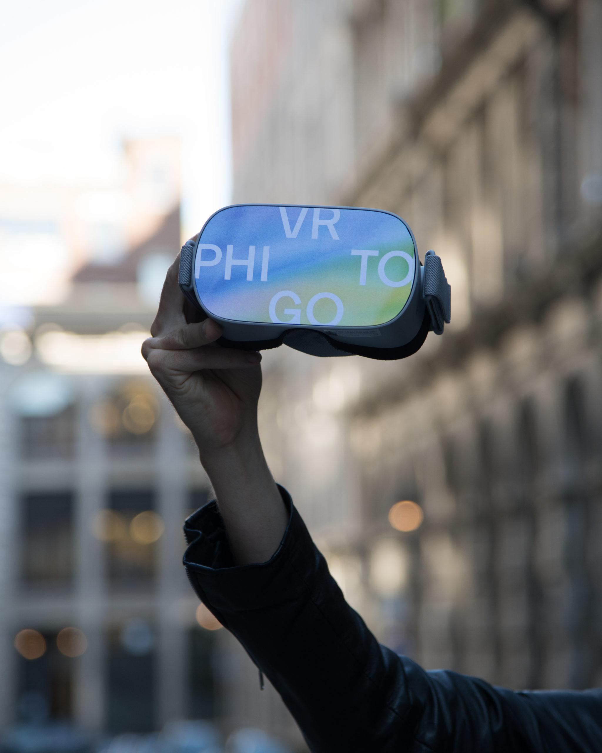 PHI Centre VR TO GO