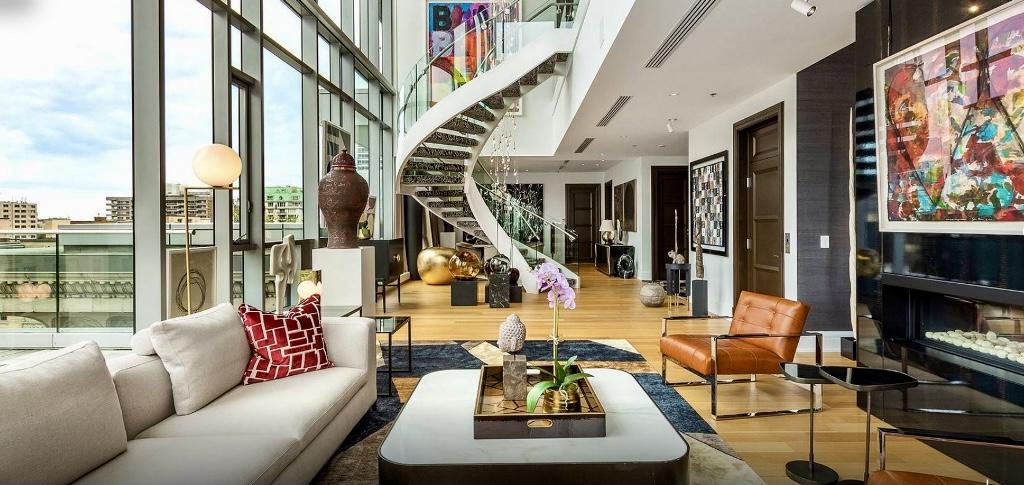 Montreal expensive condo kaufman ritz carlton residences Sotheby's