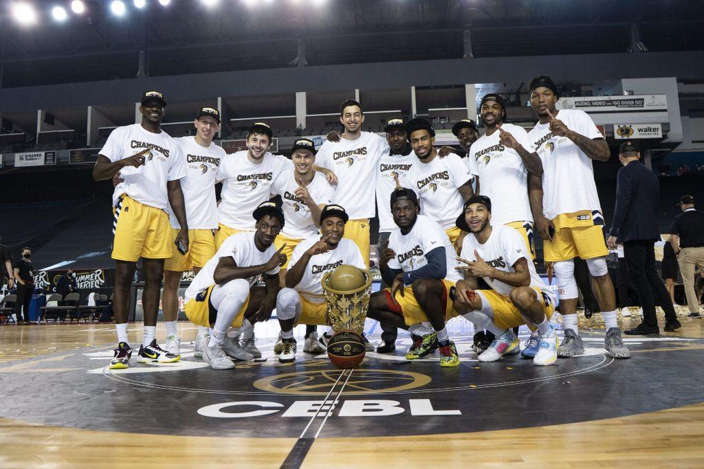 Montreal basketball CEBL