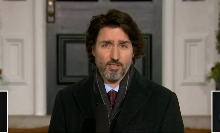 Justin Trudeau COVID-19 vaccinations vaccines Moderna Pfizer