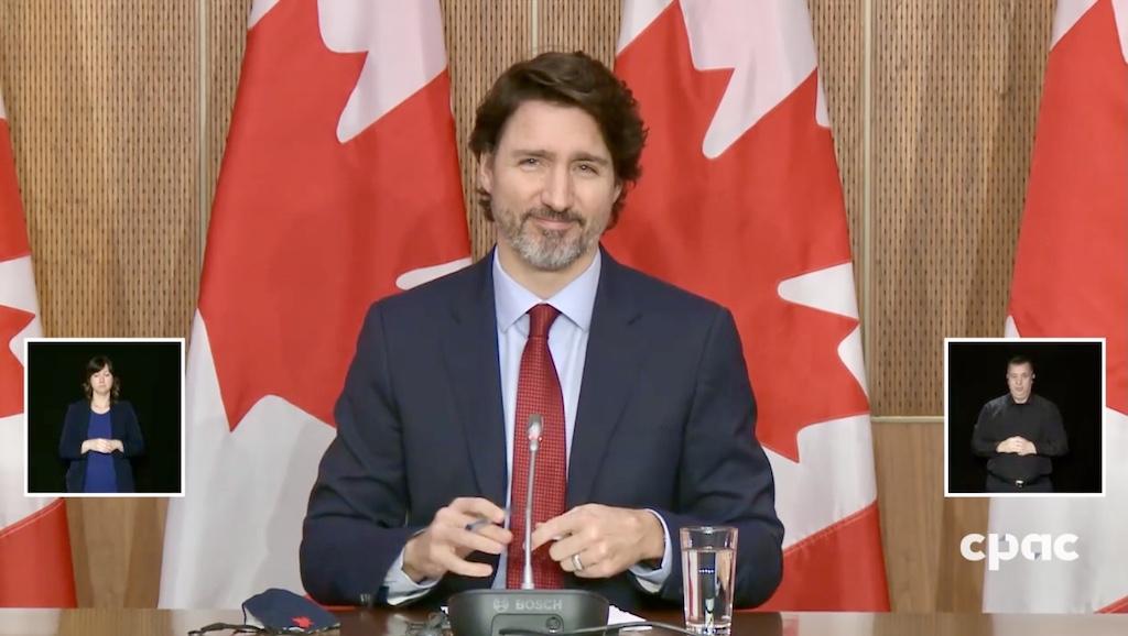 Trudeau Harper Bill C-22 systemic racism