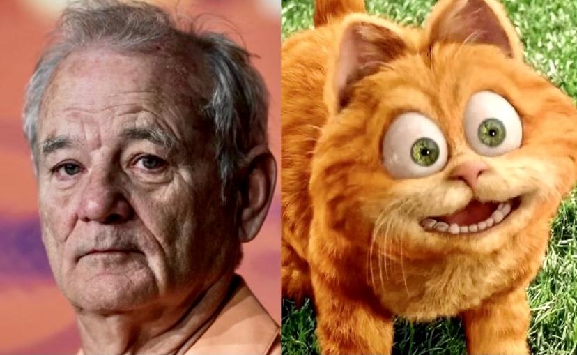 Bill Murray Garfield