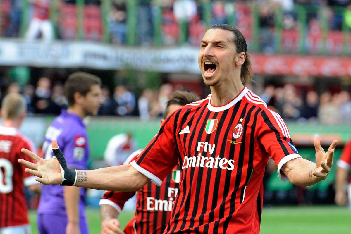 Soccer star Zlatan Ibrahimovic is set to make his acting debut