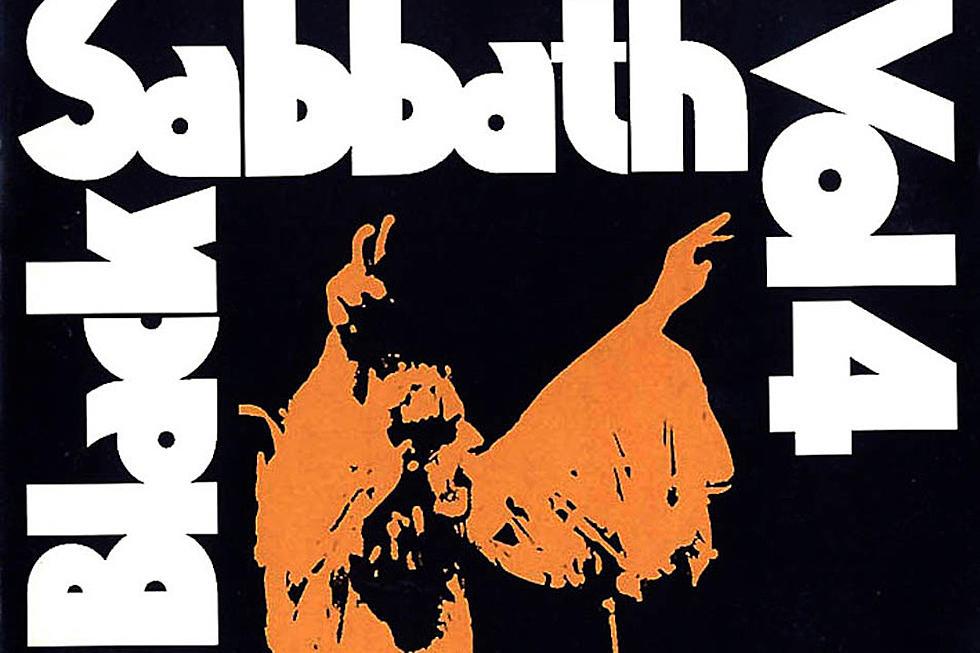 Black Sabbath, Vol. 4: Cocaine is a helluva drug