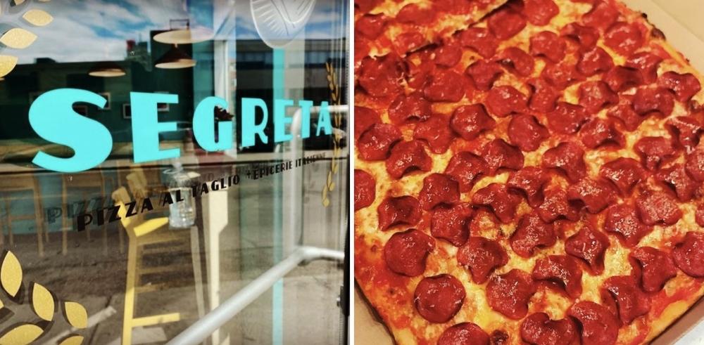 Segreta serves up primo Roman pizza slices in Parc Ex