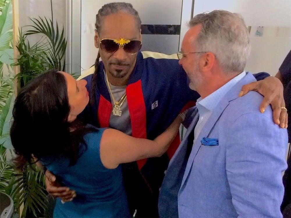 Snoop Dogg NFT Montreal Valérie Plante