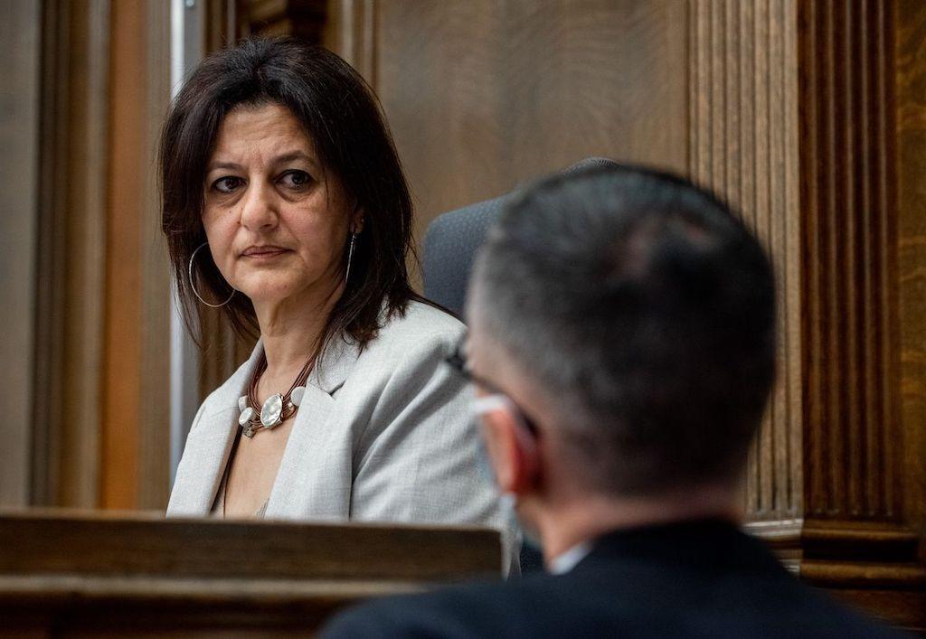 Géhane Kamel coroner's inquest Joyce Echaquan