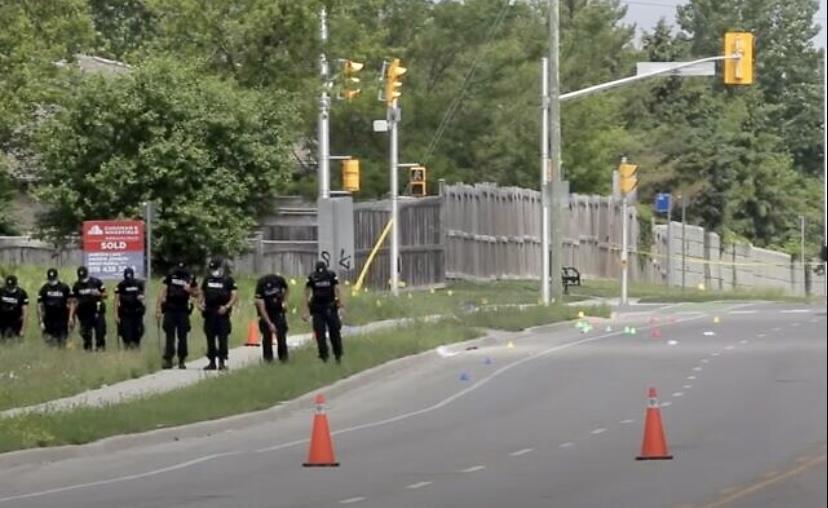 Islamophobia canada Montreal mayor Valérie plante london Ontario Muslim hate crime