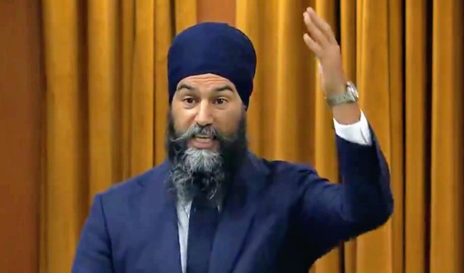 Jagmeet Singh Muslims Canada