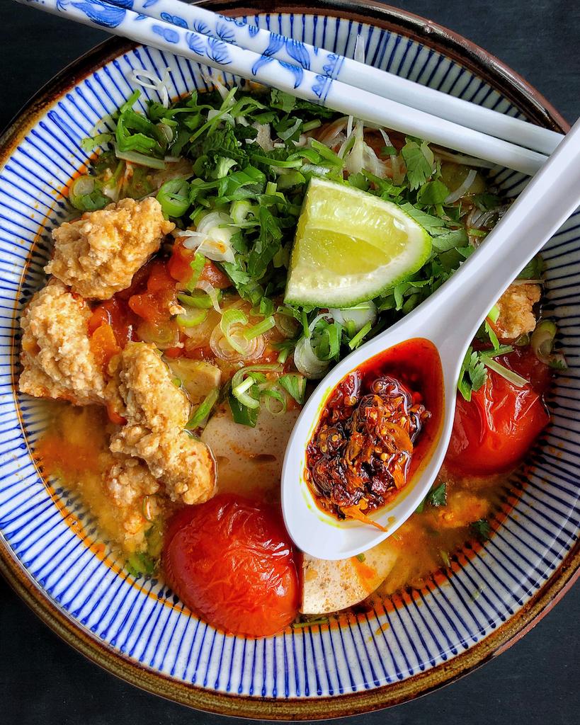Pasthyme best Vietnamese food in Montreal