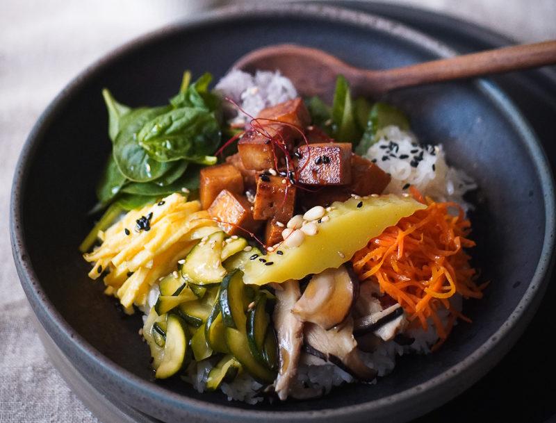 Montreal bibimbap specialists le Bibim bring Korean picnics to Petit Laurier