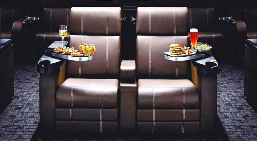 montreal Cineplex Cinemas Forum and VIP