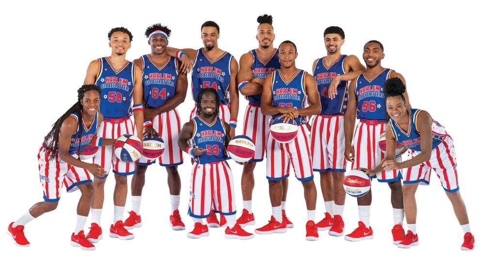 harlem globetrotters nba team national basketball association