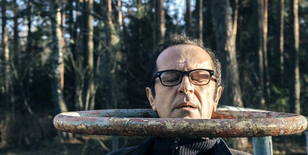 Alexei German House Arrest Cannes festival