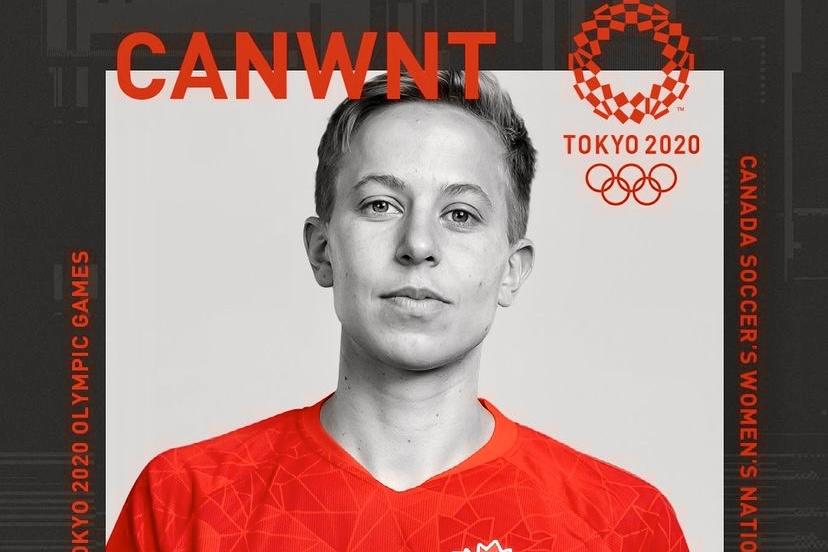 quinn soccer team canada tokyo 2020 olympics