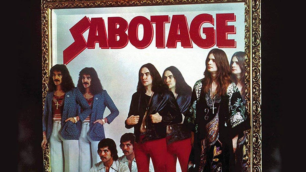The Sabotage vinyl box set is mandatory for Black Sabbath fans