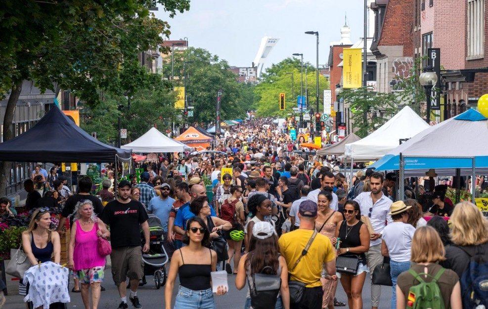 mont-royal street sale