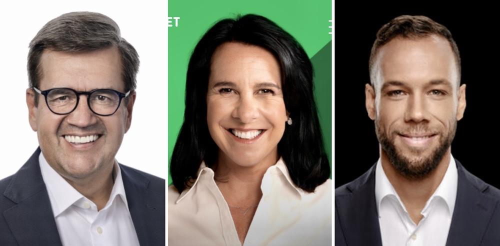 Valérie Plante 36%, Denis Coderre 37%, Balarama Holness 8%: LEGER