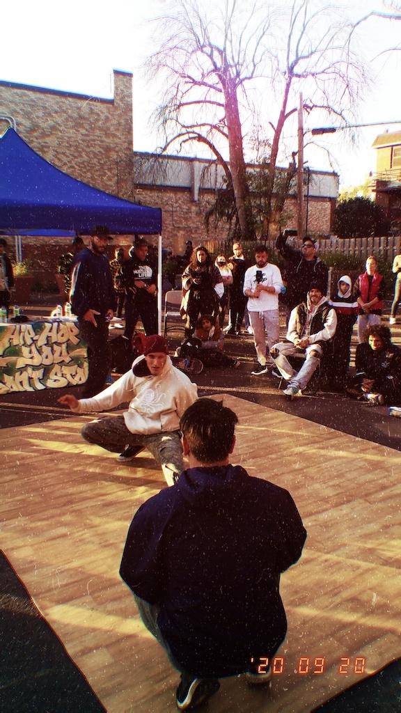 Hip Hop festival Montreal